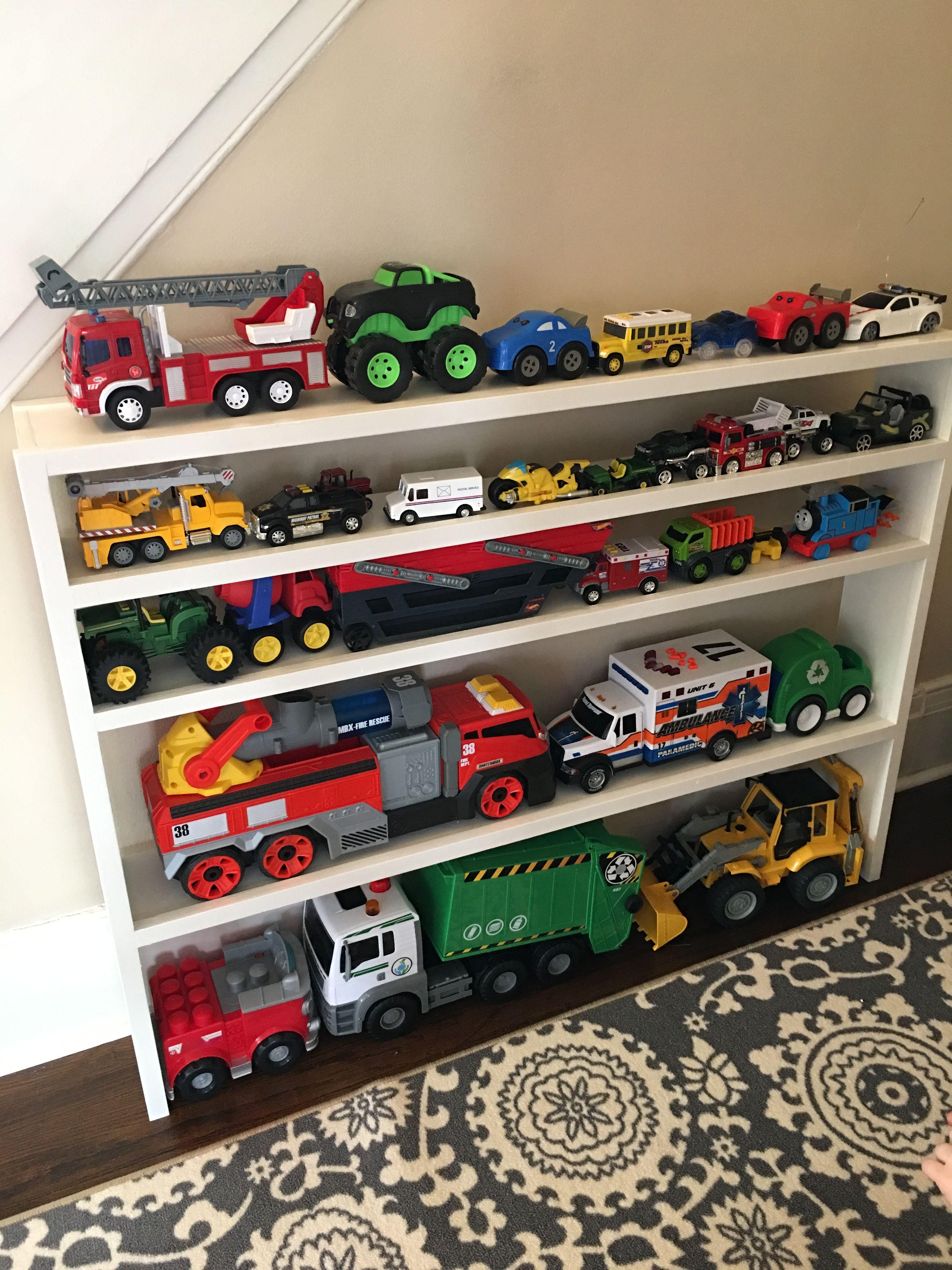 Truck Storage Toddler Rooms Boy Toddler Bedroom Toddler Boys Room