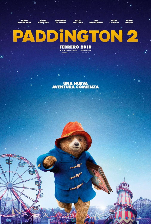 Paddington 2 Polnometrazhnye Filmy Medvezhonok Paddington Filmy