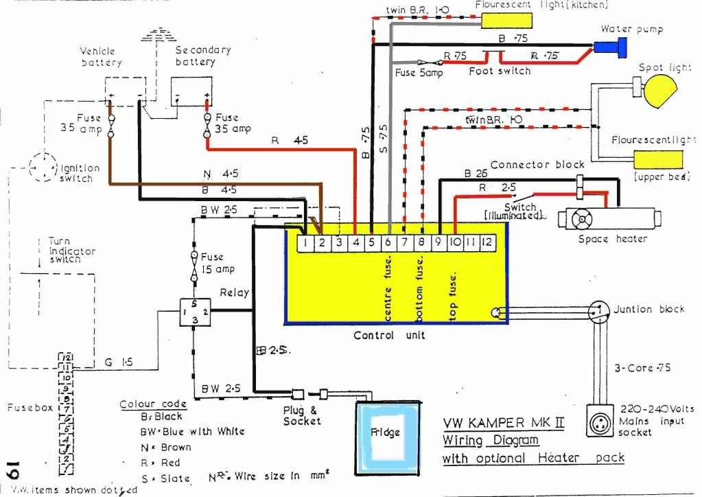 Click Here To See Image Full Size: Vw T25 Wiring Diagram At Eklablog.co