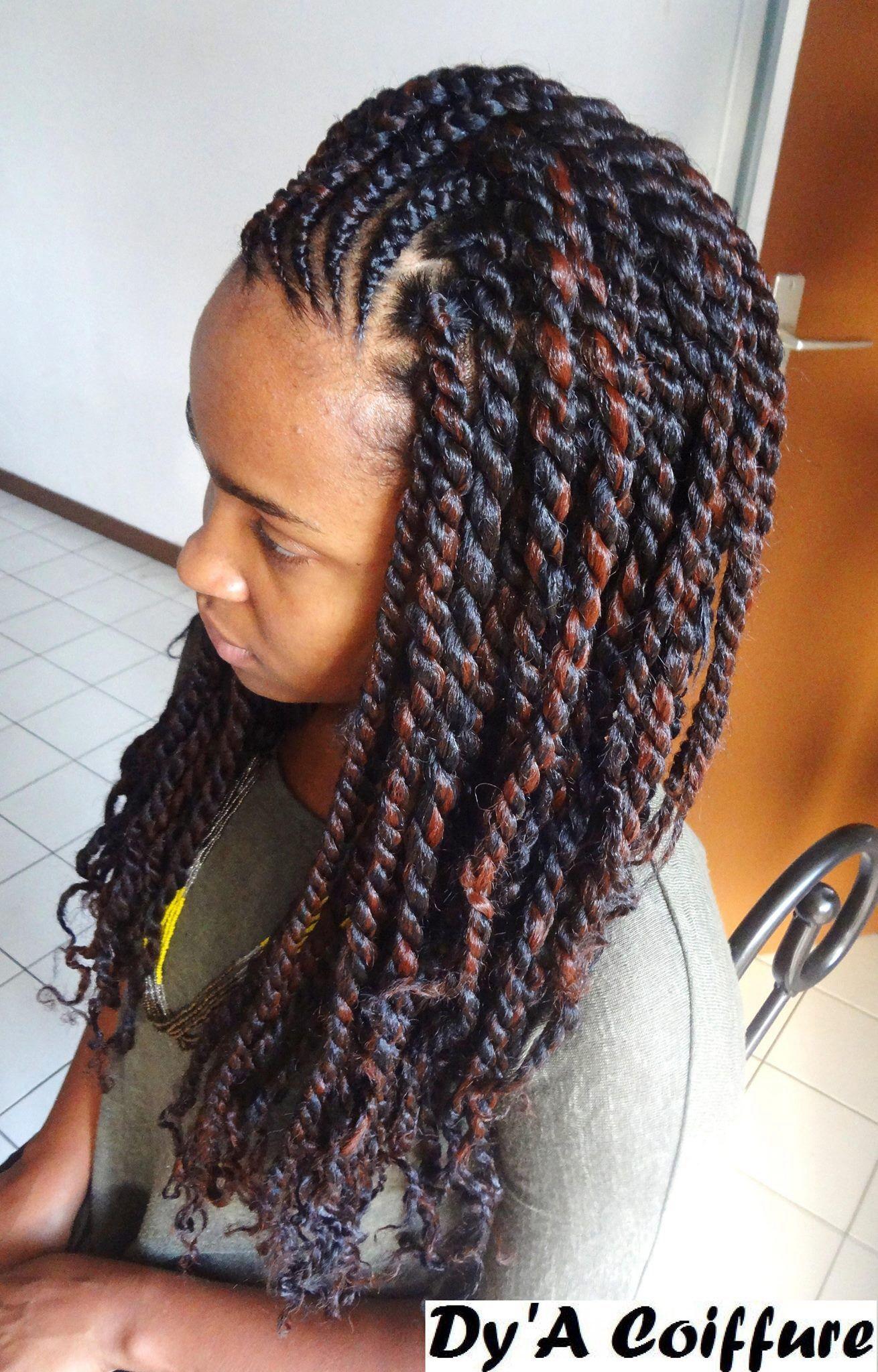 Senegal twist Hair Pinterest