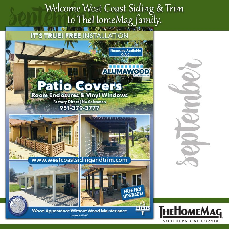 Join us in welcoming West Coast Siding & Trim to ...