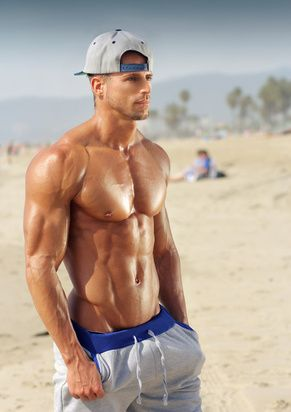 Slim Beach Body Men