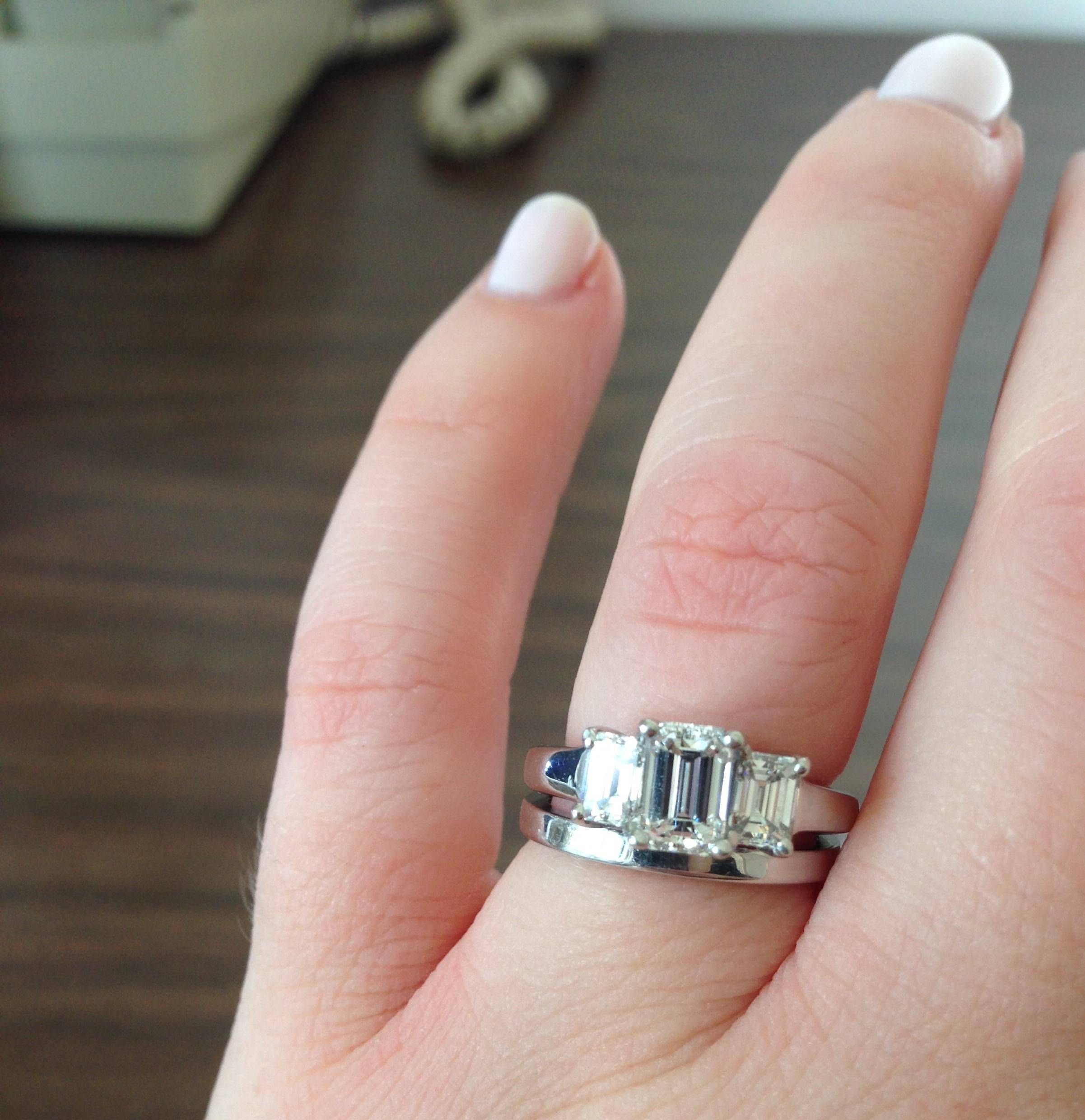 2018 Beliebte Hochzeits Band Und Verlobungsringe Trauringe