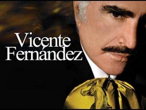 Descargar Gratis La Discografia Completa De Vicente Fernández Mega Vicente Fernández Youtube Isabel