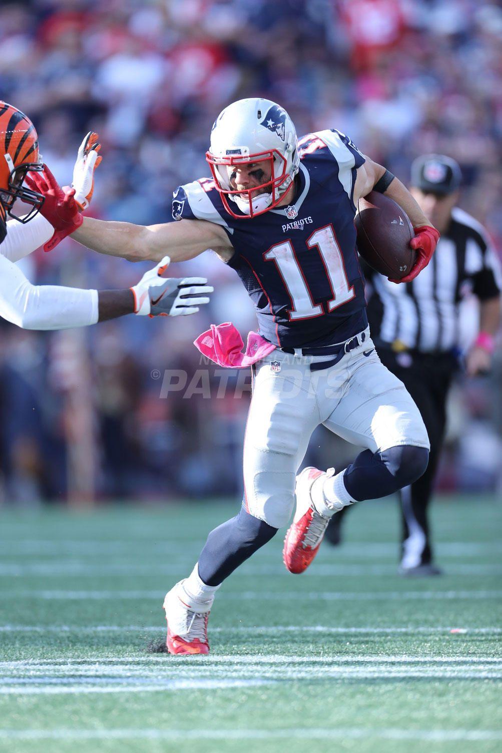 Julian Edelman Best Of 2016 Julian Edelman Edelman New England Patriots