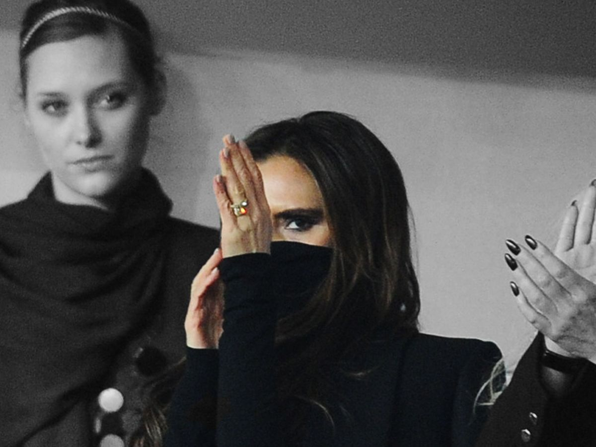 """20 Photos Of Victoria Beckham That Say """"Bring It On"""""""