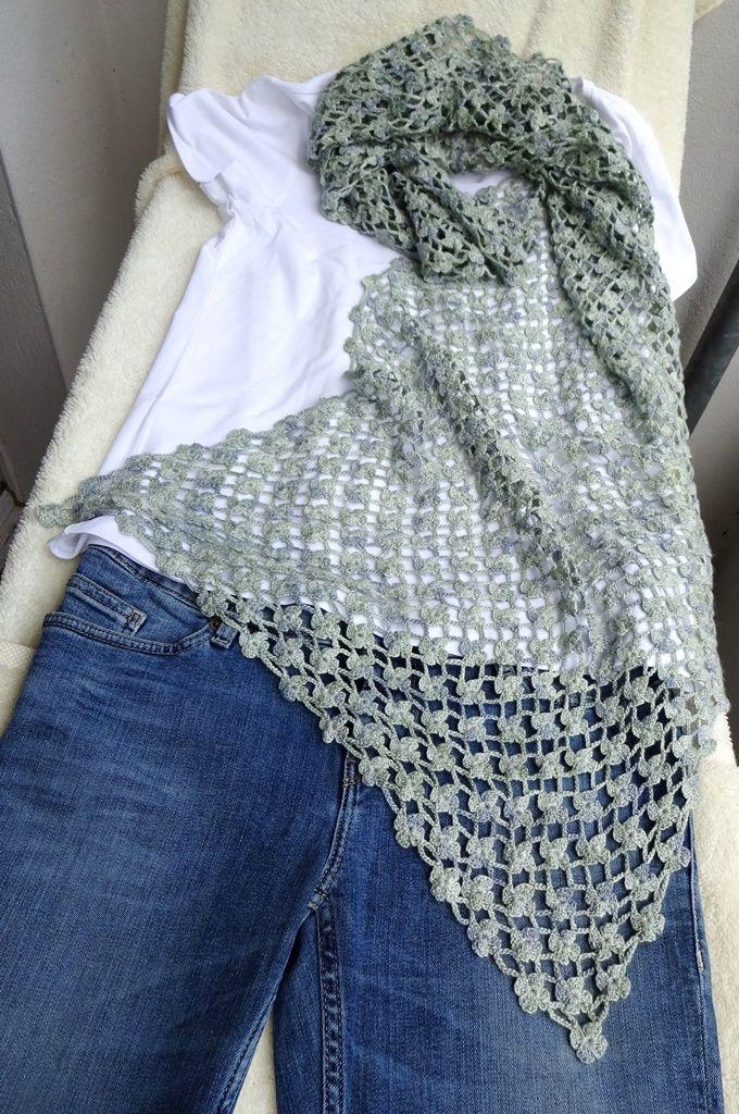 Toller Begleiter zur Blue Jeans #crochethooks