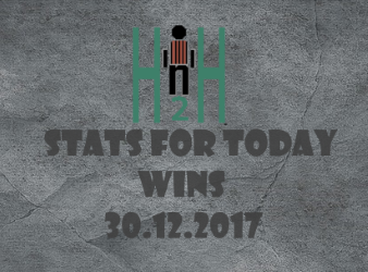 Today Predictions H2H WINS 30 12 2017 | Free soccer predictions