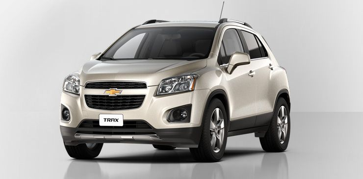 Chevy Trax Champagne Silver Metallic Tracker Autopartes