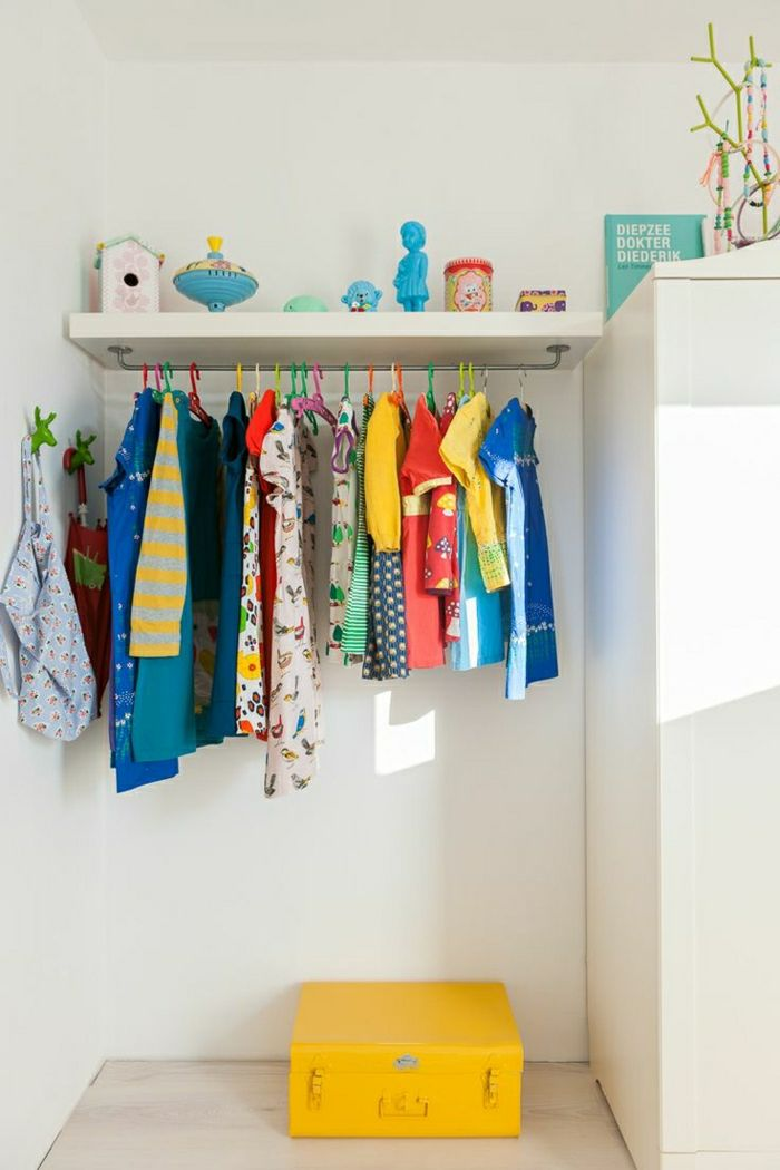 L\'armoire enfant en 54 photos, qui va vous inspirer! | Armoire ...