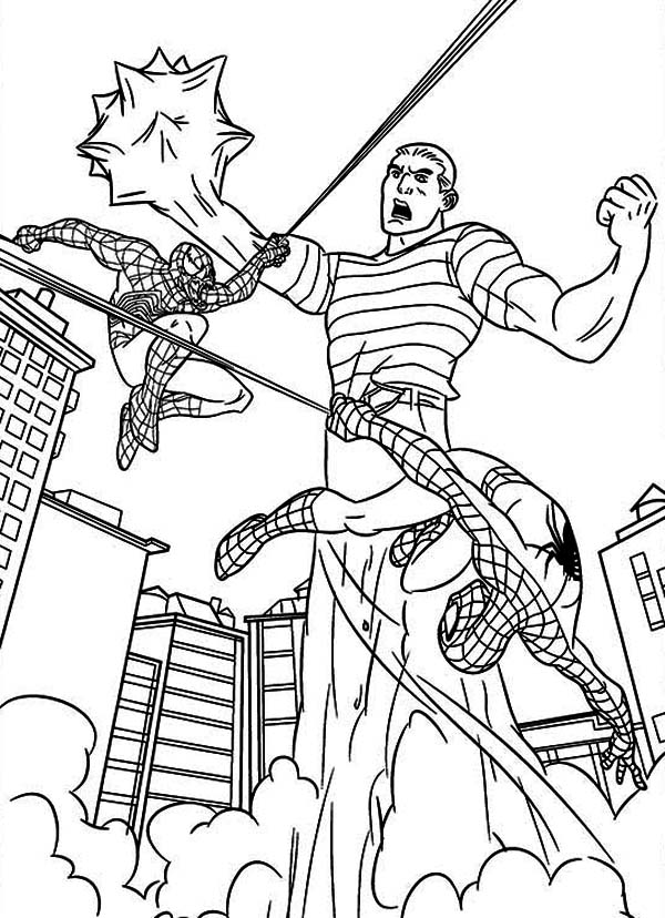 Visit Our Collection To Download Spiderman Coloring Pages For Kids Click On The Board To See More Spiderman Coloring Coloring Pages Cartoon Coloring Pages