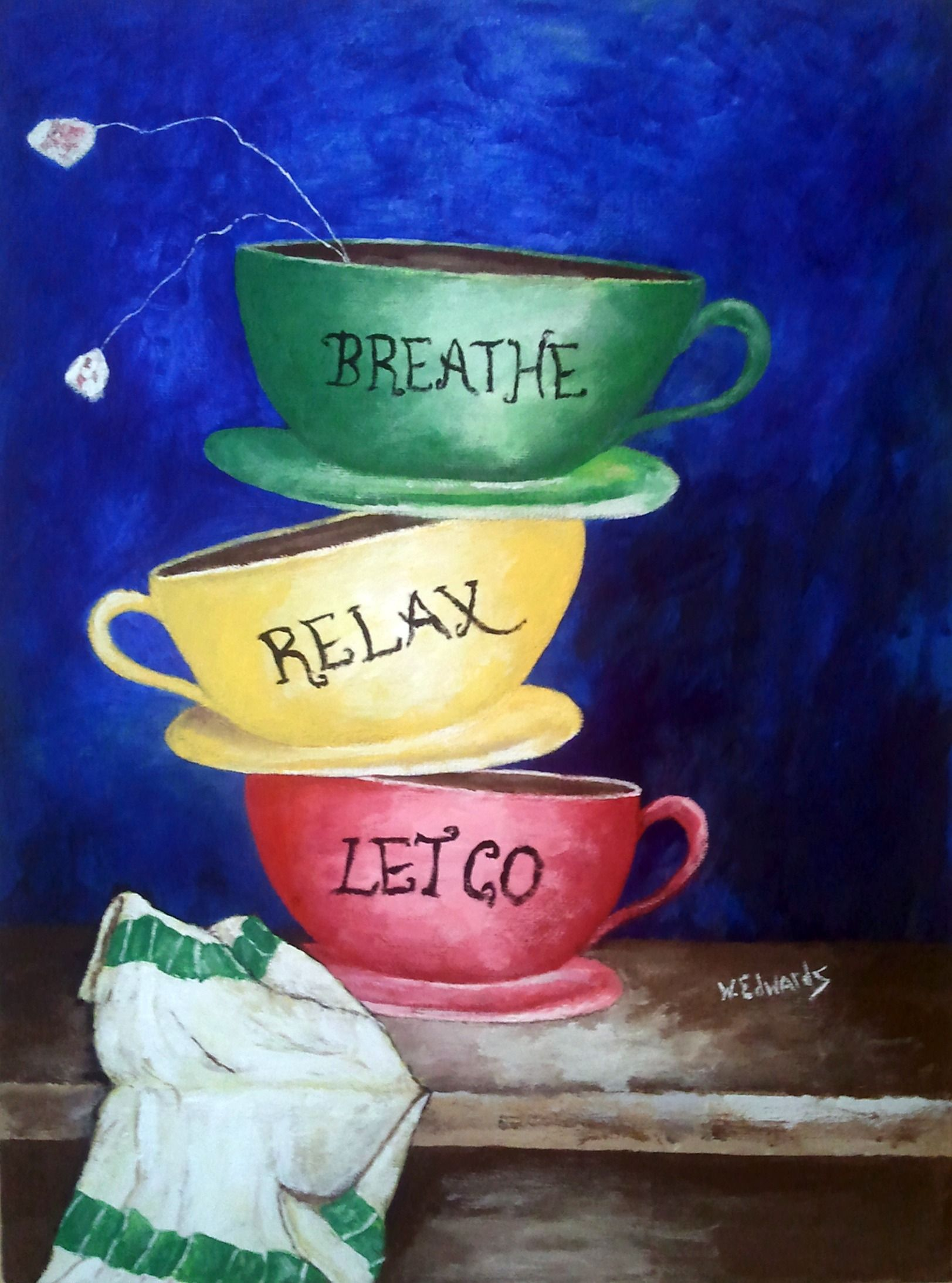 Good advice! Tea quotes, Coffee art, Tea art