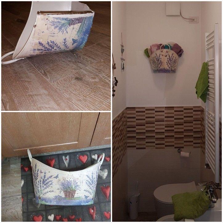 Porta salviette x bagno come abbellire una parete vuota bagno bagno porta - Abbellire il bagno ...