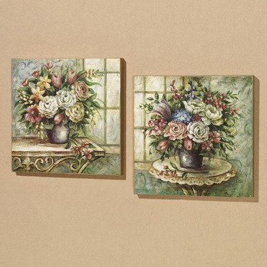 Floral Canvas Wall Art canvas wall art decor tips 4 creative ways to hang paintings