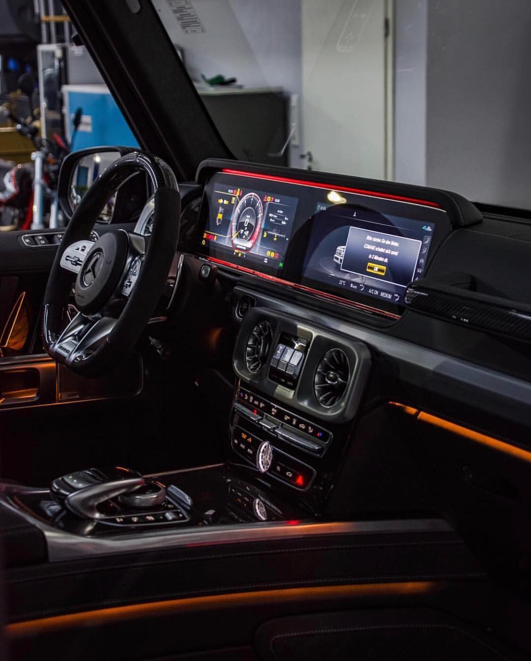Mercedes Benz G Class Interior G63world On Instagram Best In Class By S M H R Mercedes Interior Mercedes Benz G Class Mercedes Car