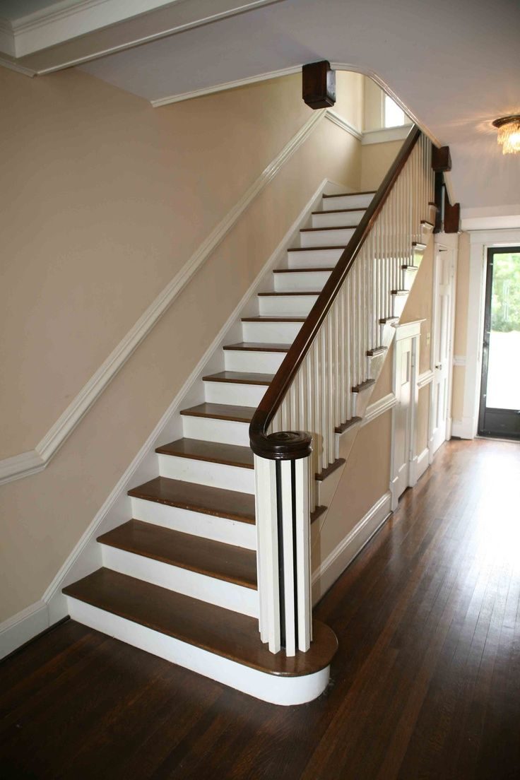 chair rail along wall of stairs - Yahoo Search Results ...