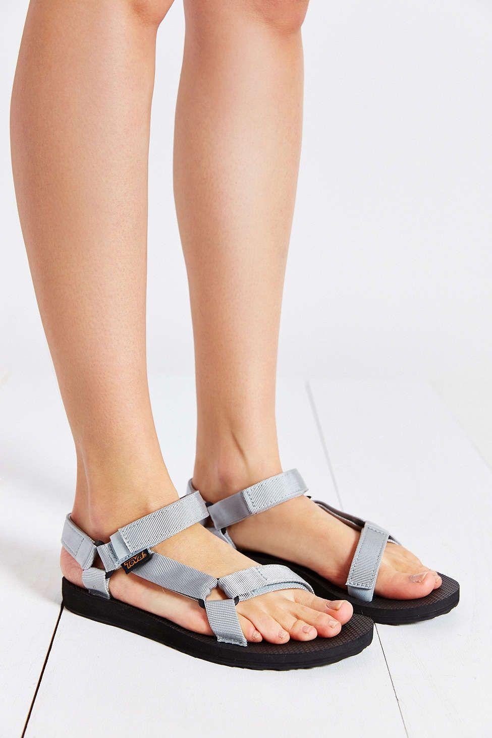 I love the grey Teva Original Universal Sandal