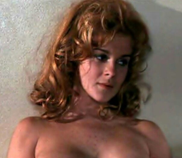 ann margaret ever posed nude