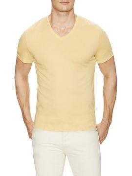 Joey V-Neck T-Shirt from Beach Getaway Gear on Gilt