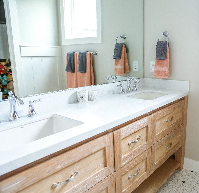Whitewashed White Oak Cabinet Whitewashed White Oak Cabinet