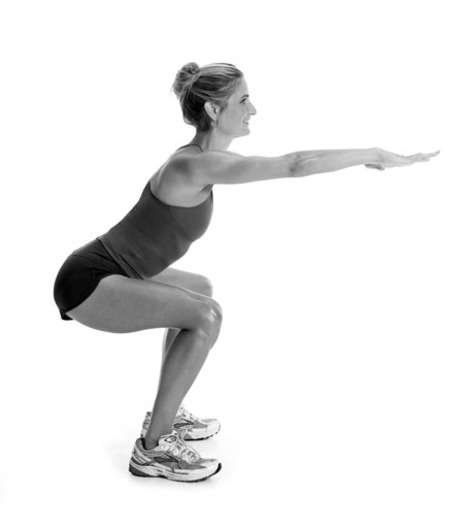 6 Ways You're Doing Squats Wrong | Healthy Living - Yahoo Shine