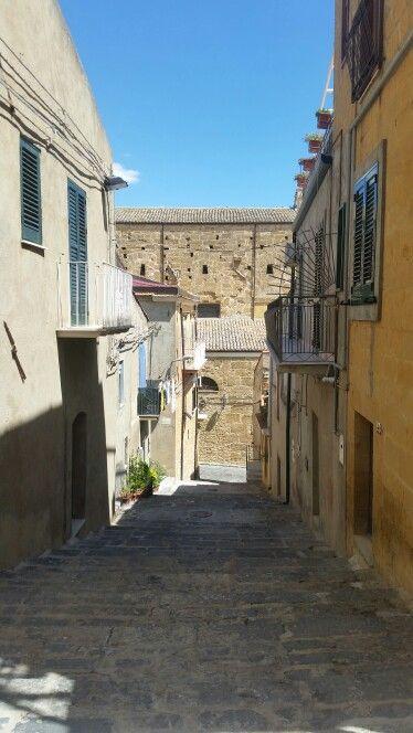 Pietraperzia in Sicilia