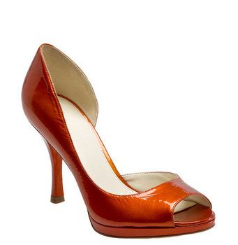 Stimato Cullare Sfavorevole  burnt orange heels - perfect for graduation | Orange heels, Burnt orange,  Heels