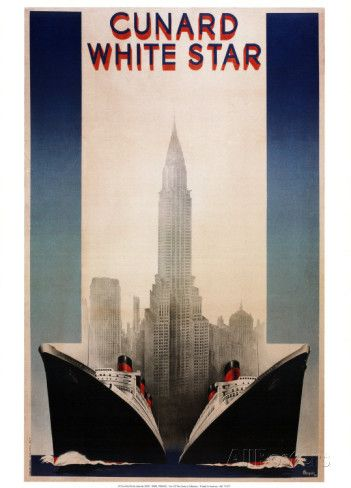 VINTAGE CRUISE ART PRINT POSTER Panhard Lines by Kow