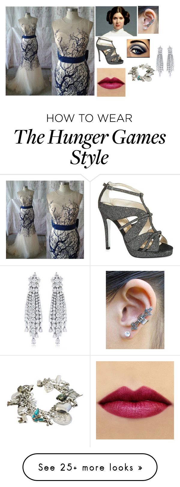 """Untitled #3932"" by abigailloveschocolate on Polyvore featuring E! Live From The Red Carpet and Vintage"