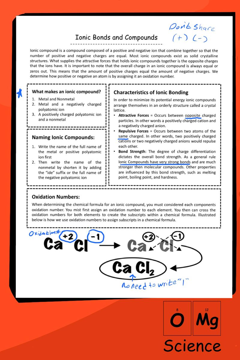 Learning Ionic Compounds And Bonding Distance Learning Ionic Bonding Ionic Distance Learning [ 1200 x 800 Pixel ]