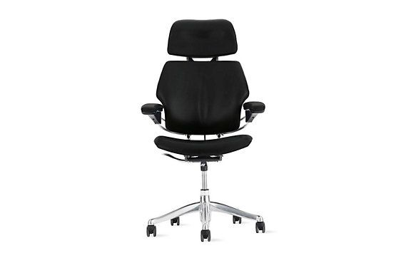 Shop The Freedom Task Chair With Headrest By Niels Diffrient, A Modern Task  Chair That Eliminates The Need For Manual Adjustments In Favor Of Internal  ...