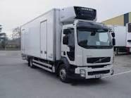 SA: transporte terrestre por carretera - góndola de caja cerrada frigorífica