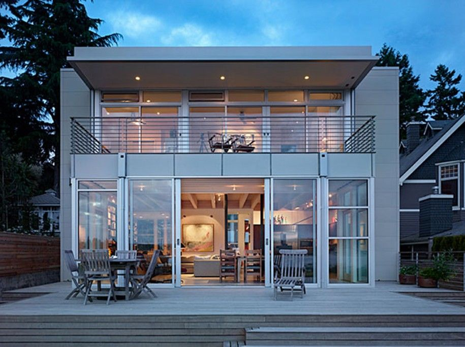 Nice Contemporary Beach House Designs:surprising Extraordinary Contemporary Beach  House Plans Two Floors Of Home Front Glass Wall Cooffee Table