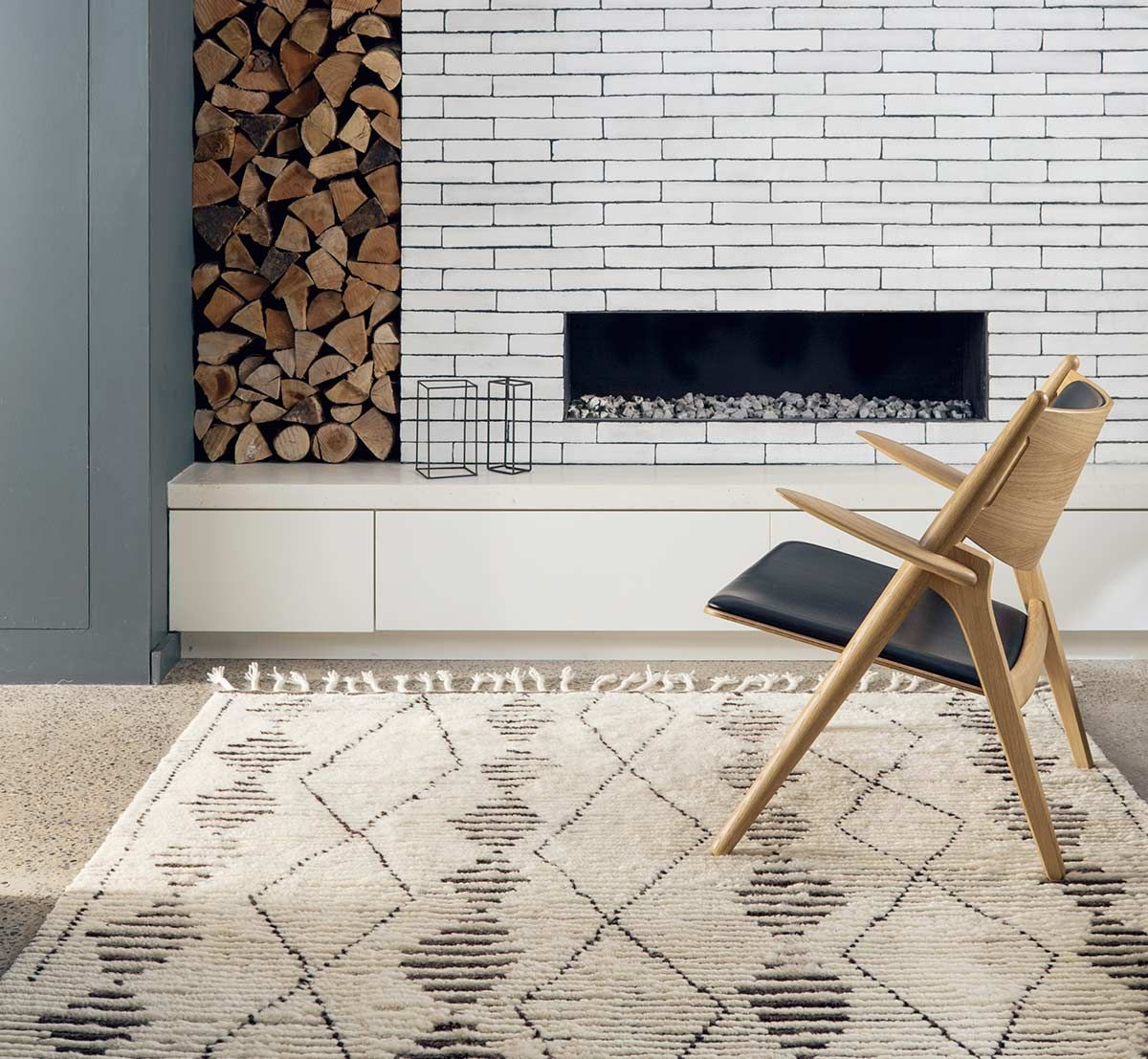 Berber Knot Zulu Rug From Armadillo And Co Huntingforgeorge