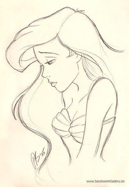 Zeichnung – Google durchsuchen – Pricelia Lozano - Voleta P. #mermaid