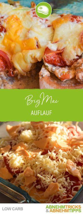 Photo of Low Carb Big Mac Auflauf – Mega lecker & super einfach!