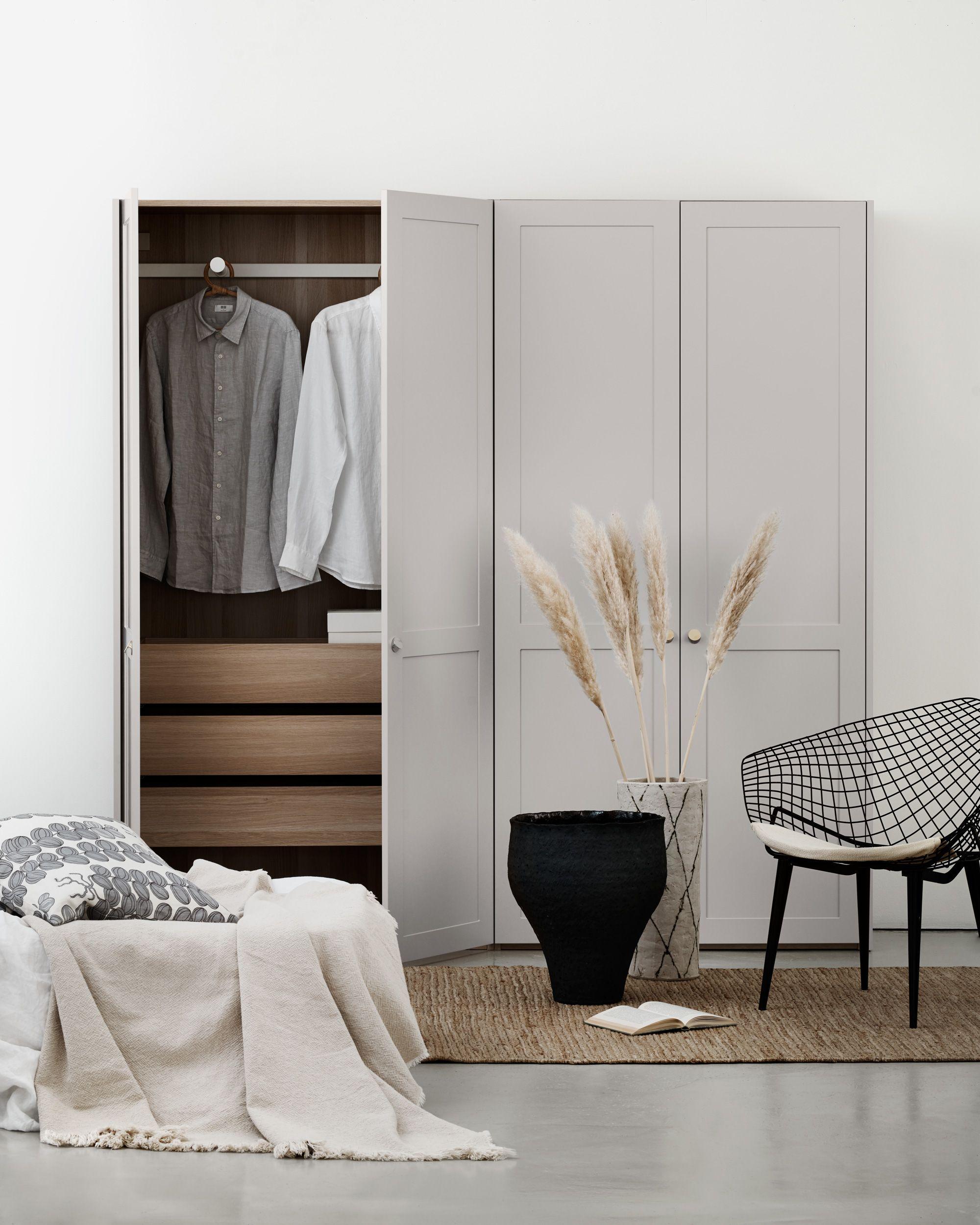 A.S.Helsingö Wardrobes / ENSIÖ   Bedroom decor design, Home decor ...