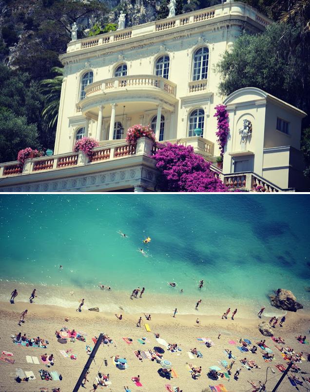 Riviera, Kaunis pieni elämä -blog