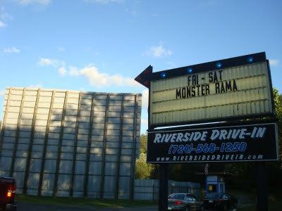 Riverside Drive In Vandergrift Pa