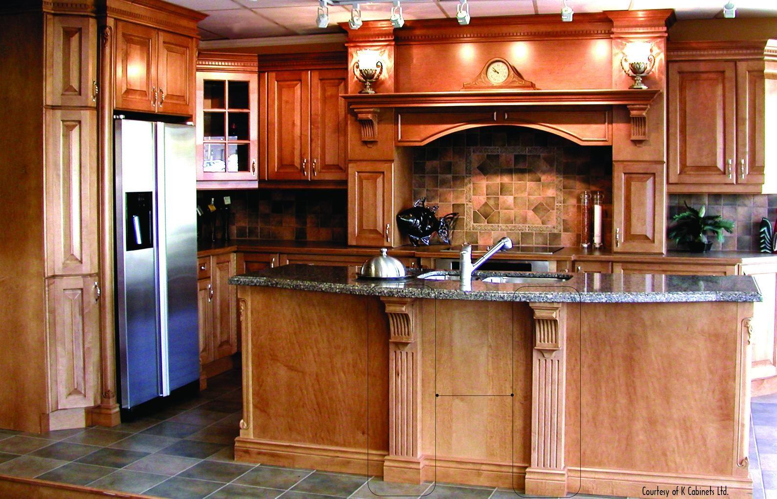 Kitchen Island Post Sanded Unfinished 7 1 2 X Etsy In 2020 Kitchen Pantry Design Kitchen Island Posts Traditional Kitchen Design