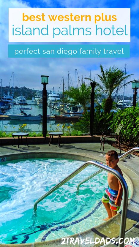 New Favorite San Diego Hotel: Best Western Plus Island
