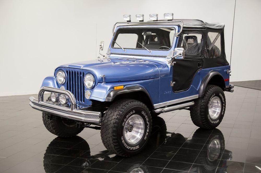 Details About 1979 Jeep Cj Cj 5 4x4 Jeep Cj Jeeps And 4x4