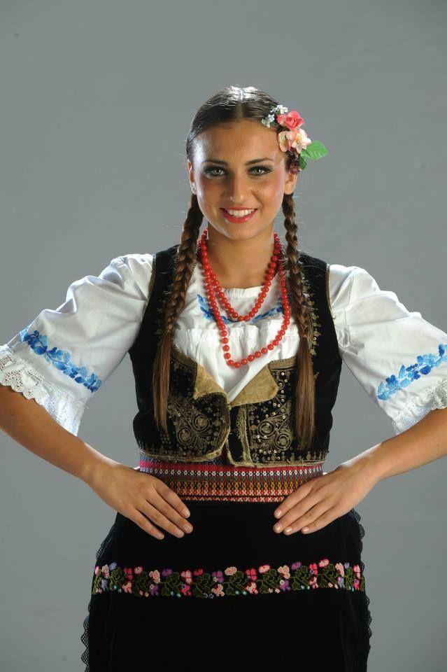 Serbian Folk Costumes/Srpska Narodna Nosnja   Serbian
