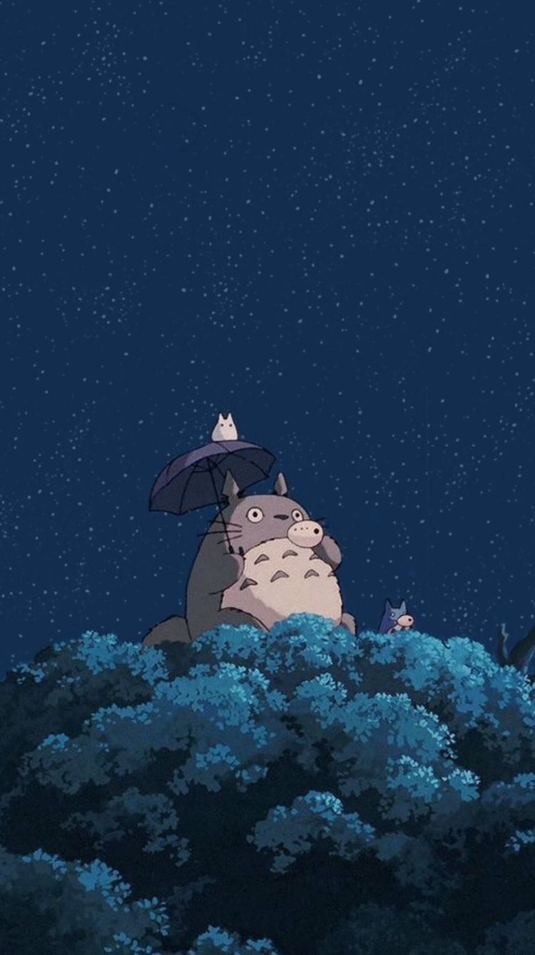 21+ Aesthetic Studio Ghibli Backgrounds Images