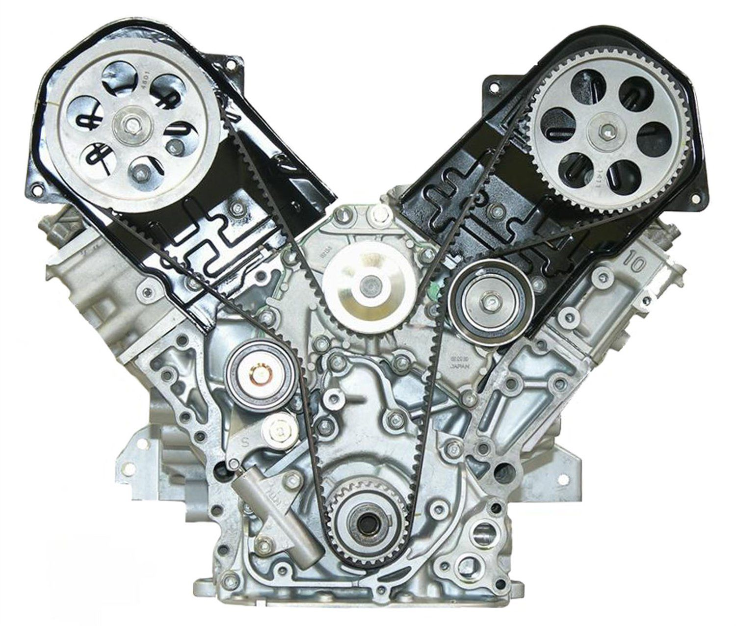 Atk Engines 110a Remanufactured Crate Engine For 1992 1995 Isuzu Honda With 3 2l V6 Jegs Remanufactured Engines Engineering Automobile Engineering