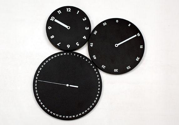clock / h:m:s: type / dario serio