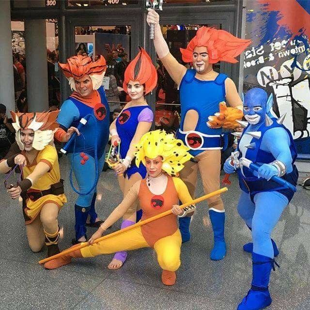 Thundercats Cosplay
