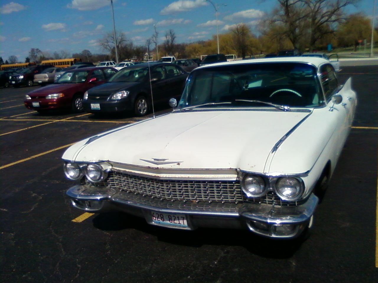 60 Cadillac at Willowbrook HS