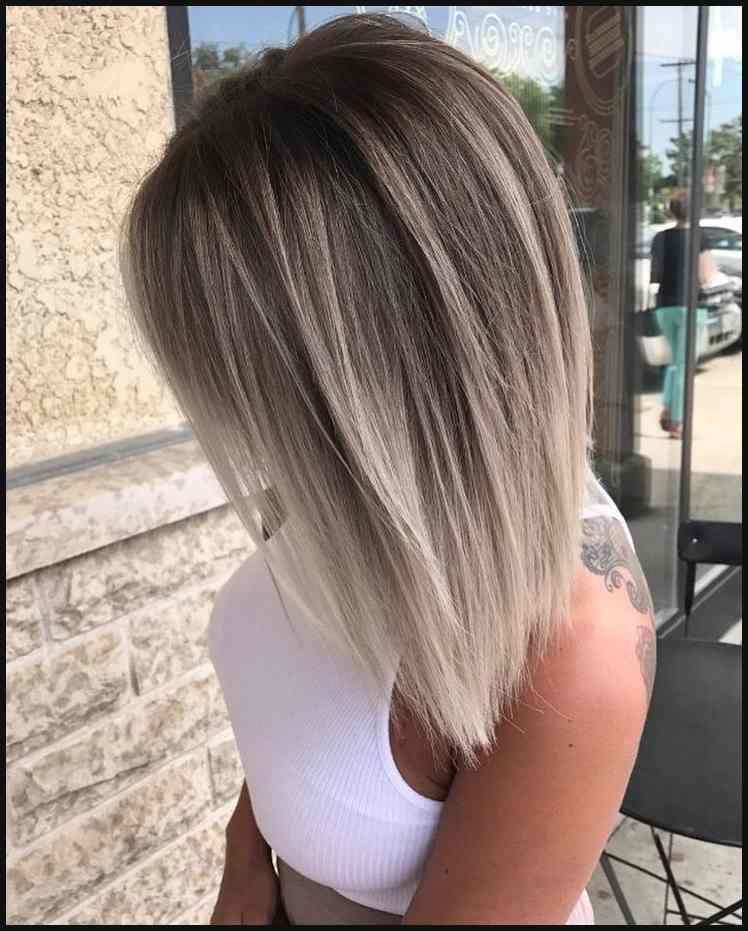 10 Medium Layered Frisuren In Beige Braun Und Ash Blonde Fashion