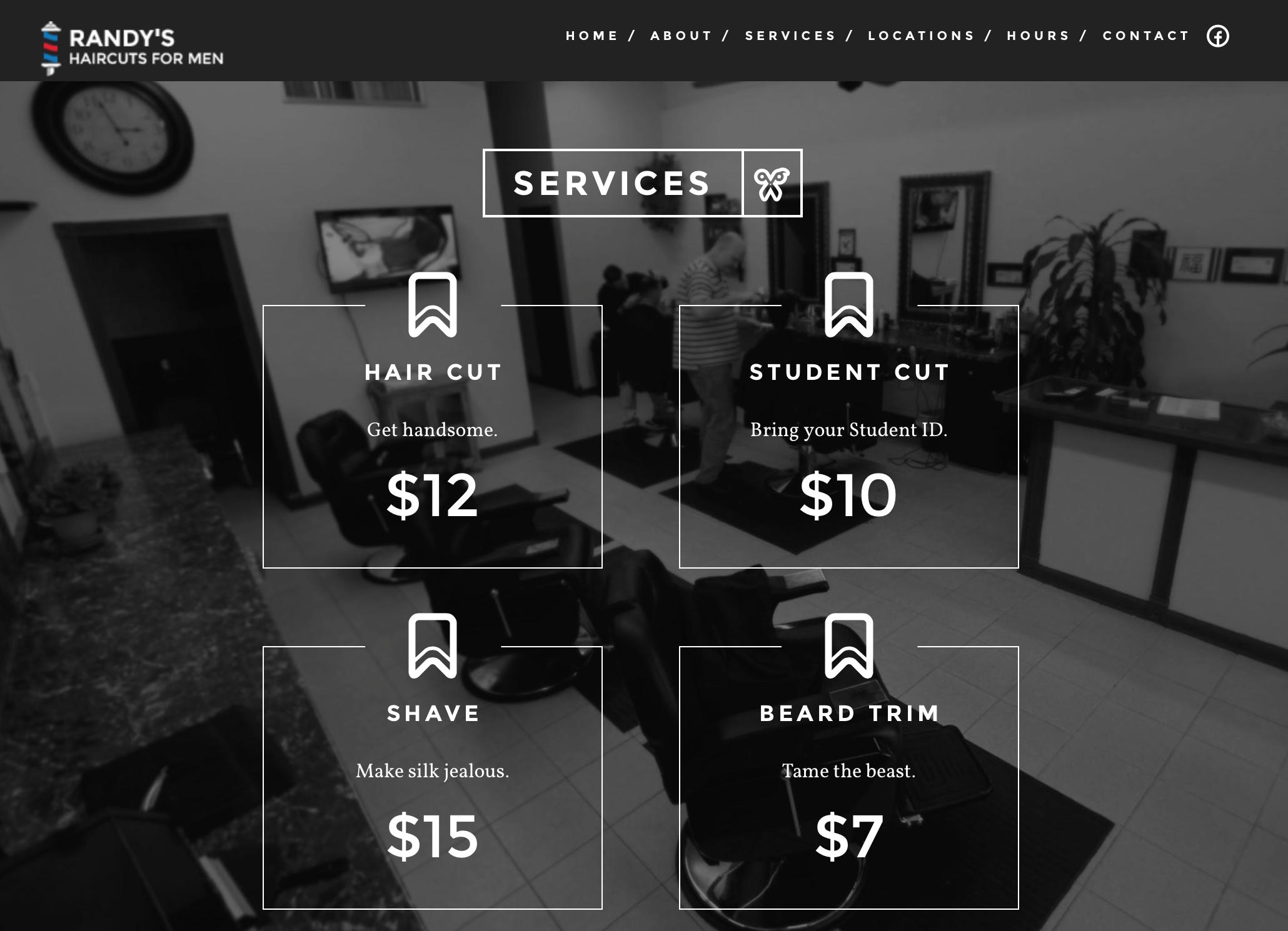 Site ideas | Work | Pinterest | Barber shop